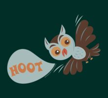 Owl Hoot by Lyuda