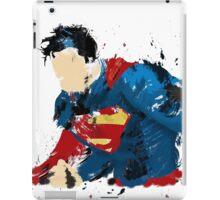 The last son of Krypton iPad Case/Skin
