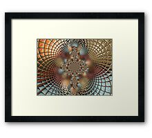 Dome of the Taj Mahal Framed Print
