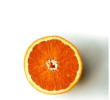 Half Orange by metronomad