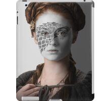 Sansa Stark Direwolf House War Paint iPad Case/Skin