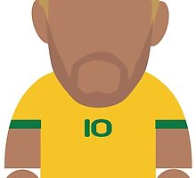 Neymar by johnsalonika84