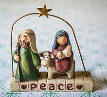 Christmas peace by davidprentice