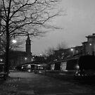 Castlefield Sleeps by chancla