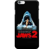 JAWS 2 iPhone Case/Skin
