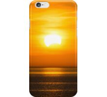 Sun Eclipse - May 20, 2012 iPhone Case/Skin