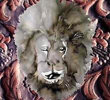 lion by COMI