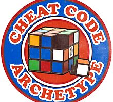 Cheat Code Archetype by art-pix