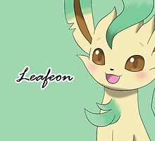Leafeon by Winick-lim