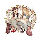 Tea with friends. by Pasito Clothing