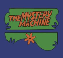 Mystery Machine T-shirt by Jelly-Bean