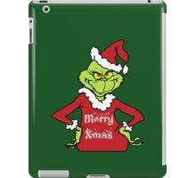 Merry Xmas  iPad Case/Skin