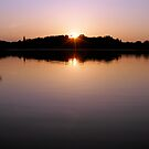Astbury Mere by Andrew Dunwoody