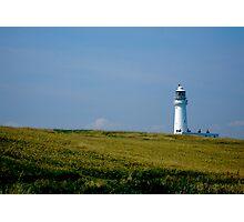 Flamborough Head Light House Photographic Print