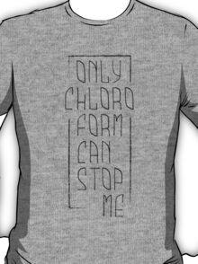 chloroform bis T-Shirt