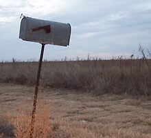 Rural Mailbox by amandameans
