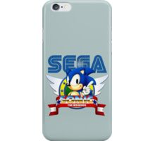 Sonic Vintage iPhone Case/Skin