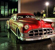 Pontiac 1950 by Grant Glendinning