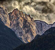 Julian Alps, Slovenia by Charles Kosina