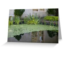 On Reflection Greeting Card