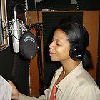 Jubilee in Studio by Jubilee Jones