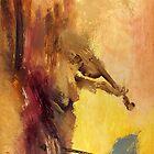 violinist by Valeriu Buev