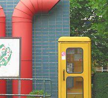 European Phone Box by art-pix
