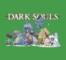 Dark Souls Horde Kids Clothes