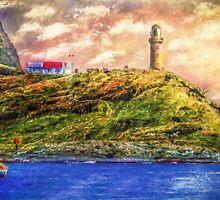 Sea Watcher by Wib Dawson