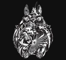 Totoro by Cappella