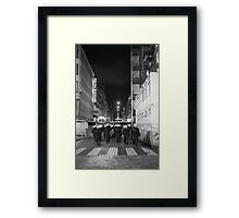 Finnish Independence Day Framed Print