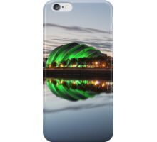 Glasgow River Clyde Reflection iPhone Case/Skin