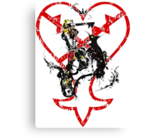 Kingdom Hearts v1 Canvas Print