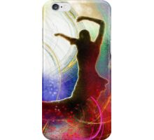 Flamencoscape 16 iPhone Case/Skin