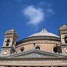 Mosta Church by Christian  Zammit