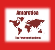 Antarctica The Forgotten Continent 2 by Ryan Houston