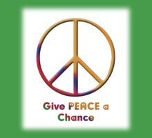 Give Peace a Chance 2 by Ryan Houston