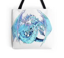 Brionac, Dragon of the Ice Barrier Tote Bag