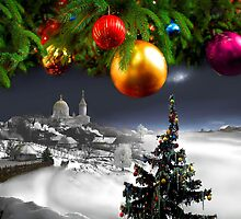 Christmas Night by Igor Zenin