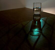 There was water in the glass by Lachlan Kent