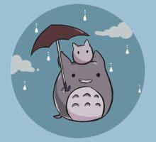 Totoro by cicciokami