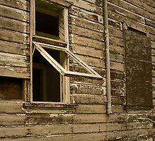 Barracks Window by Rosalie Dale