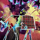 Scots Cow by mstrasse