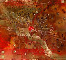 Sahara Sizzle by Chris  Willis