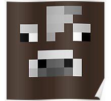 Cow - Minecraft Poster