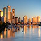 Brisbane - Queensland - Australia by Grahame Clark