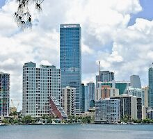 City of Miami by Roland Pozo