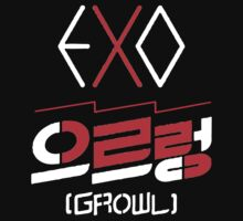 EXO GROWL by akhus