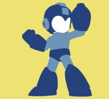 Megaman Vector Kids Clothes
