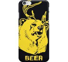 Always Sunny Bear T-shirt iPhone Case/Skin
